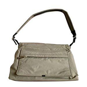 SALVATORE FERRAGAMO City Sport Nylon Shoulder Bag